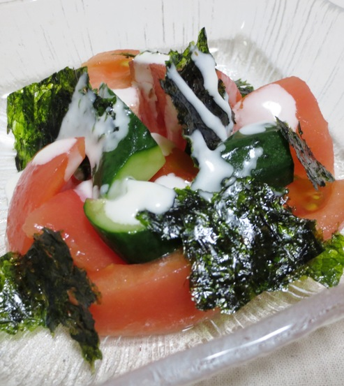 韓国海苔トマト B
