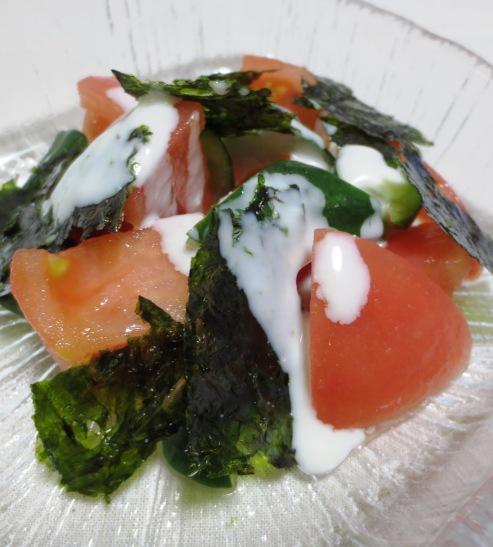 韓国海苔トマト 大