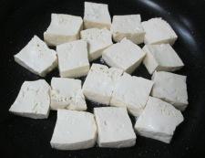 豆腐ステーキ一味マヨ照り焼き 調理③