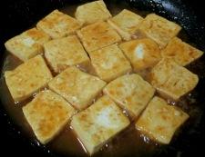 豆腐ステーキ一味マヨ照り焼き 調理⑥
