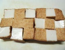 絹揚げのうま塩炒め 調理②