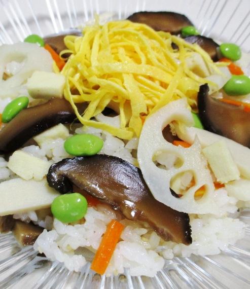 京風ちらし寿司 B