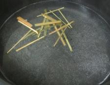 レモングラス豚しゃぶ 調理②