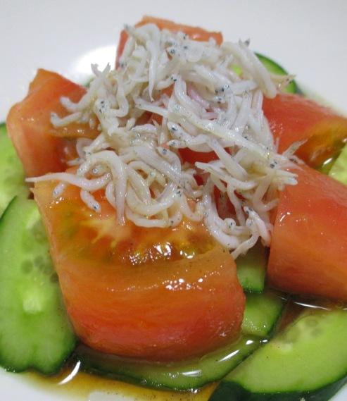 しらすトマト B