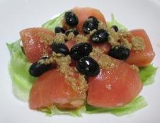 黒豆トマト 調理④