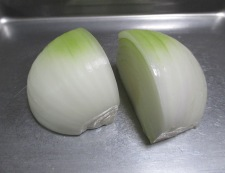 簡単オニオンソース 調理①