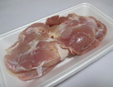 鶏もも肉のバジルチーズ焼き 材料