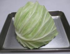 キャベツの黒胡椒サラダ 材料