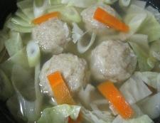 焼売スープ 調理③