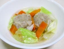 焼売スープ 調理④