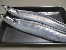 秋刀魚のコチュジャン煮 材料