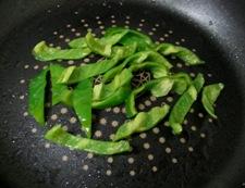 おさかなソーセージのチーズ焼き 調理②