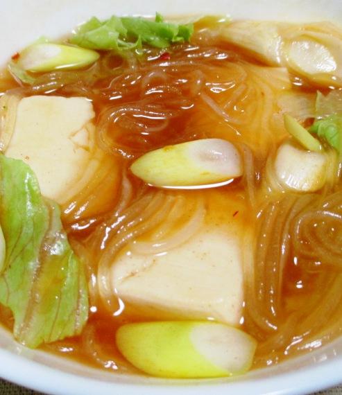 キムチスープ B