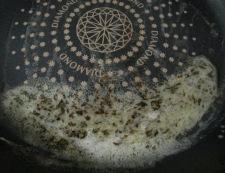 秋鮭のバジルレモンバターソース 調理⑤