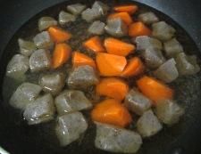 むね肉とこんにゃくの煮物 調理⑤