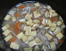 炊き込み 調理④