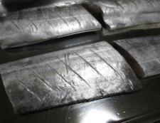 太刀魚のコチュジャン焼き 調理①