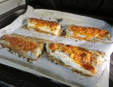 太刀魚のコチュジャン焼き 調理④