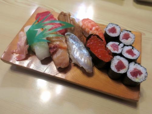 魚がし寿司2
