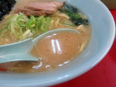 山岡家スープ