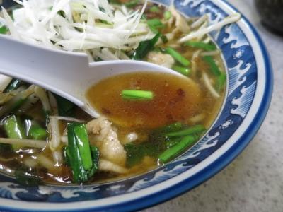 チャオスープ
