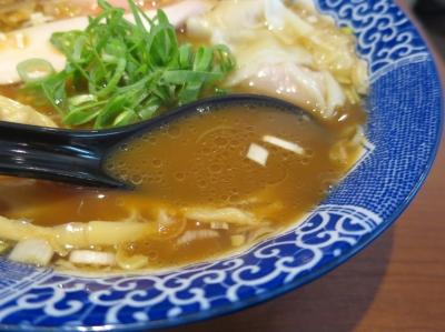 虎桜スープ