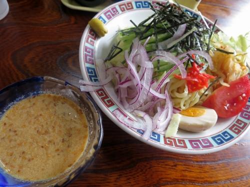 新川つけ麺