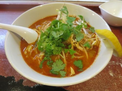 セマクテトムヤム麺