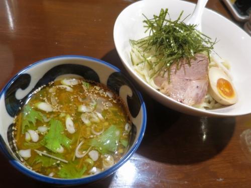 笑麺つけ麺