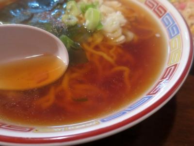高原飯店スープ