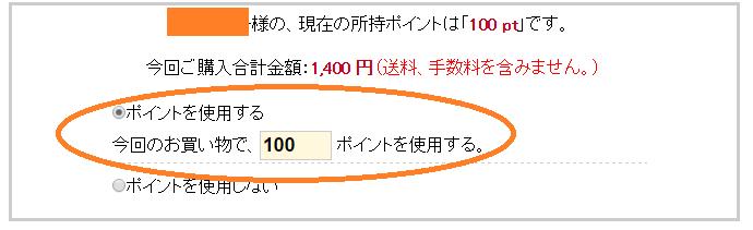 みやびの100ポイント