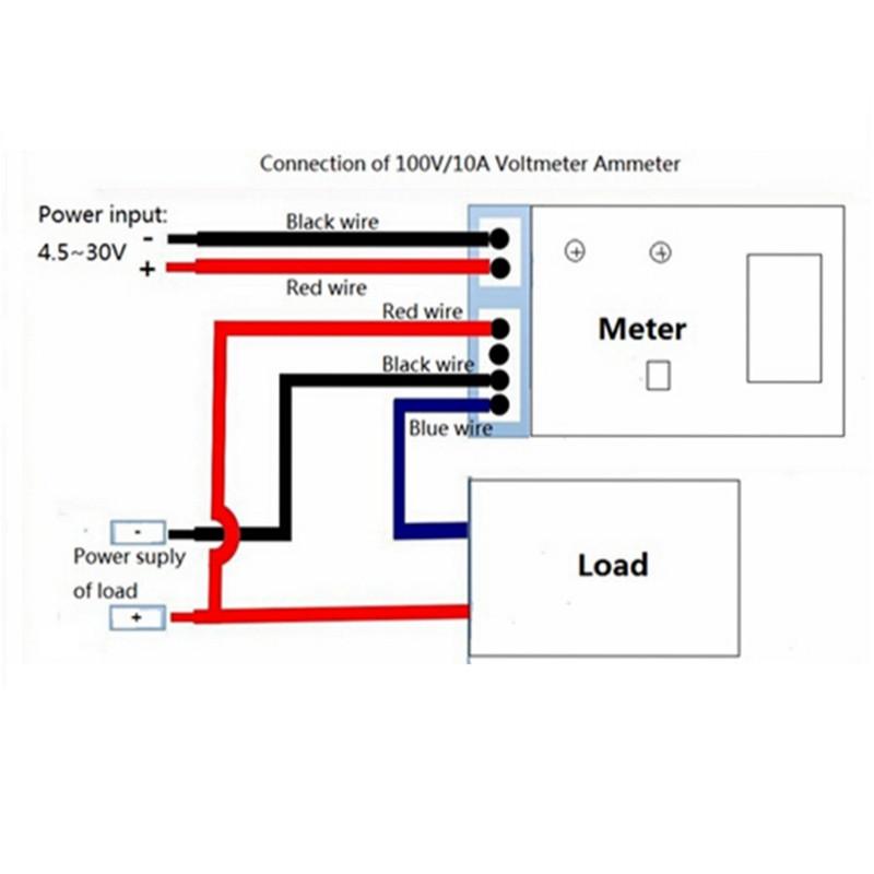 DC電圧計電流計