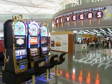 ラスベガス空港①
