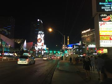 ベガス・夜の通り①