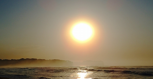 s-20160505の5時27分岩間海岸