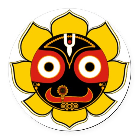 jagannath_round_car_magnet.jpg