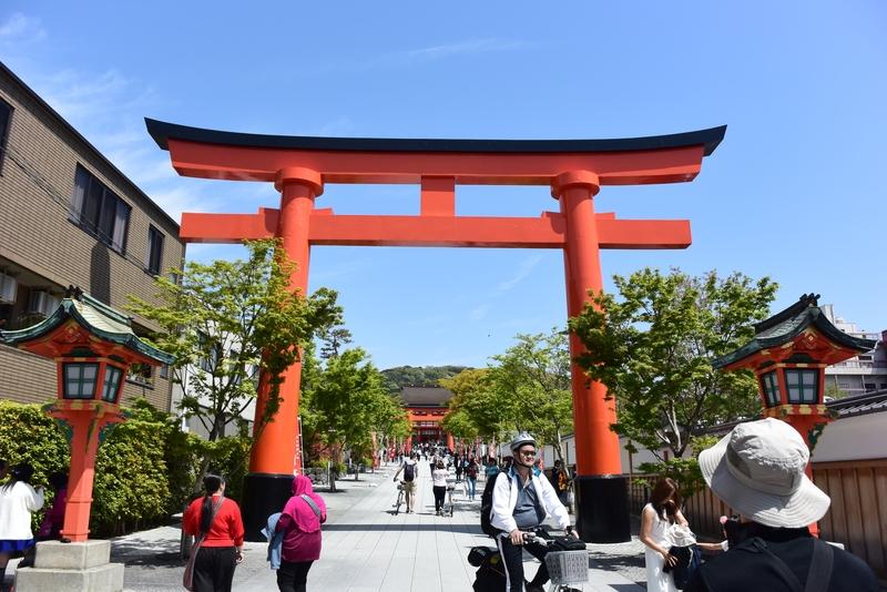 伏見稲荷神社-1