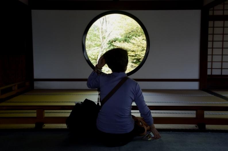 京都 等持院-3