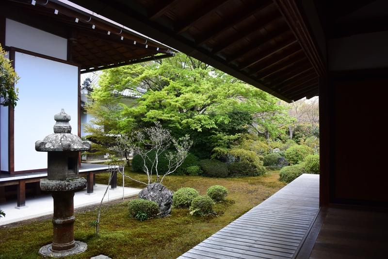 京都 等持院-4