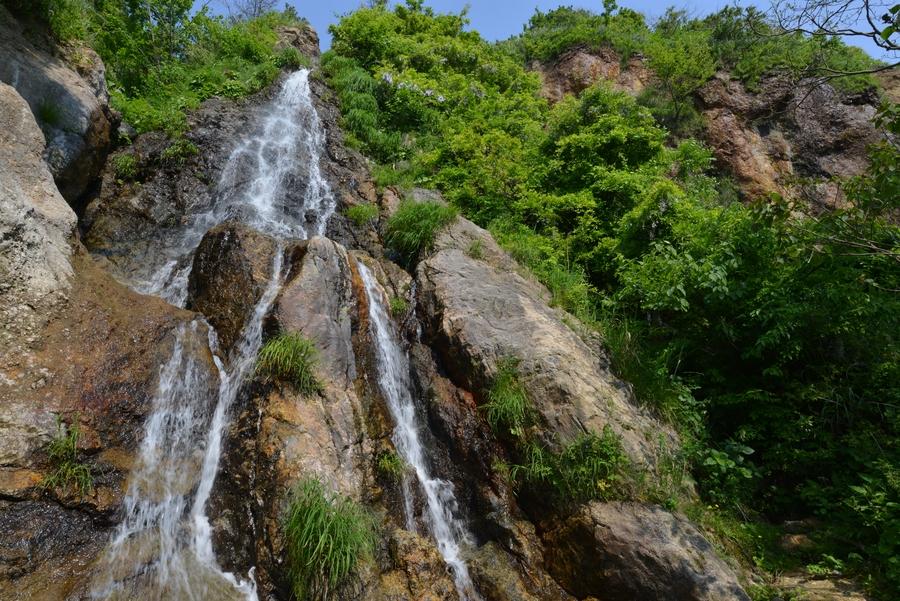新緑の浜滝-1