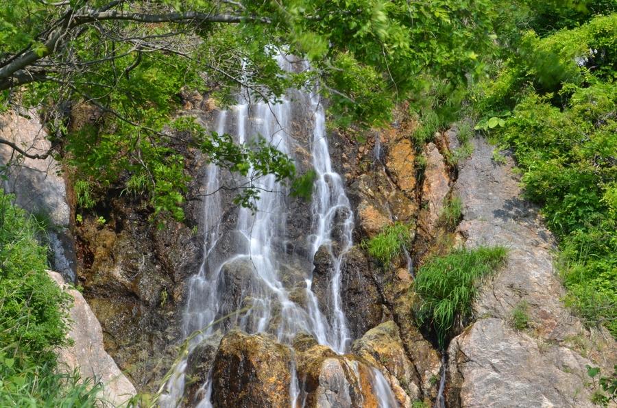 新緑の浜滝-4