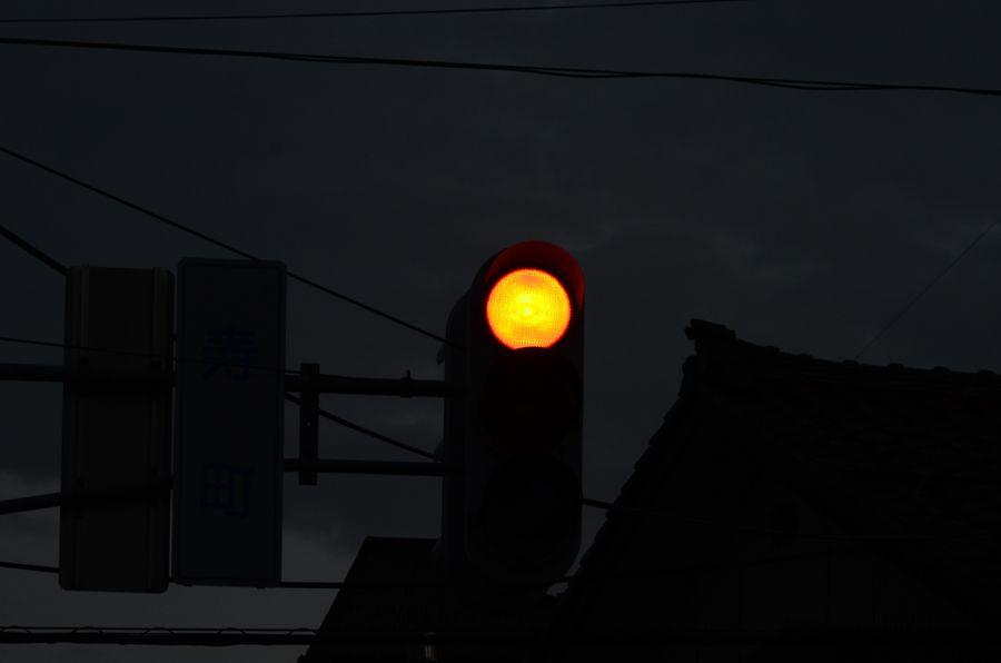夕暮れの街-4