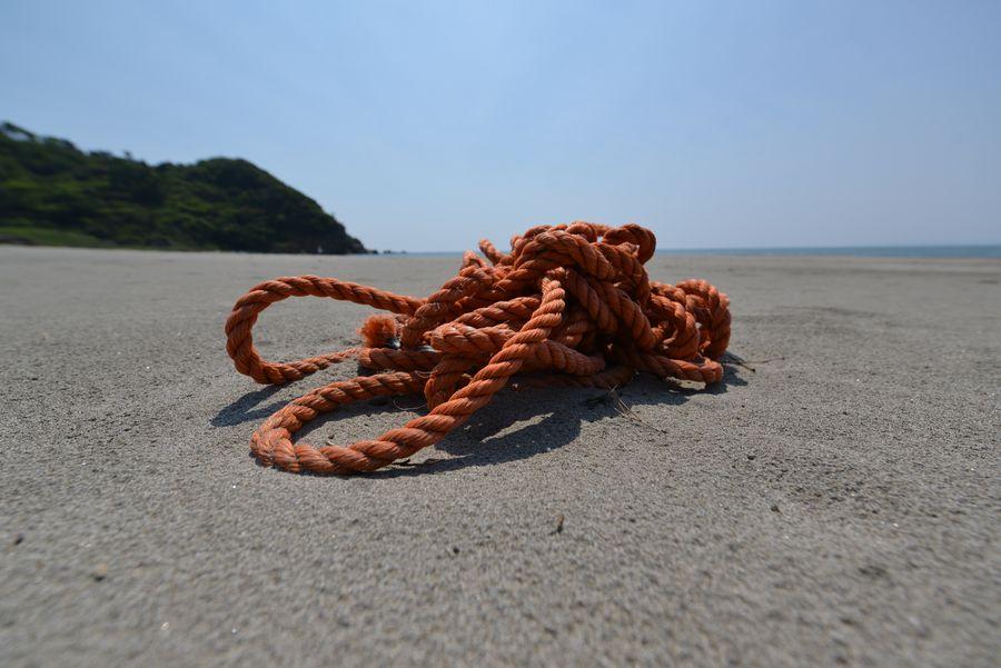 海岸にて-2