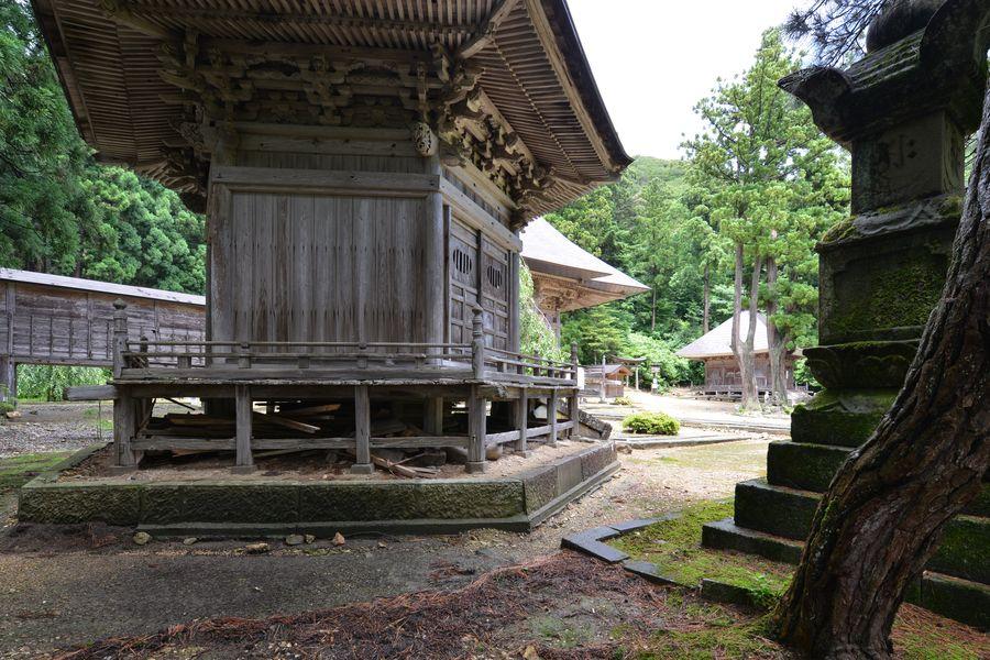 国上寺から五合庵-2