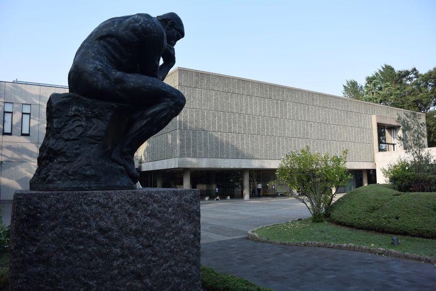 国立西洋美術館-1