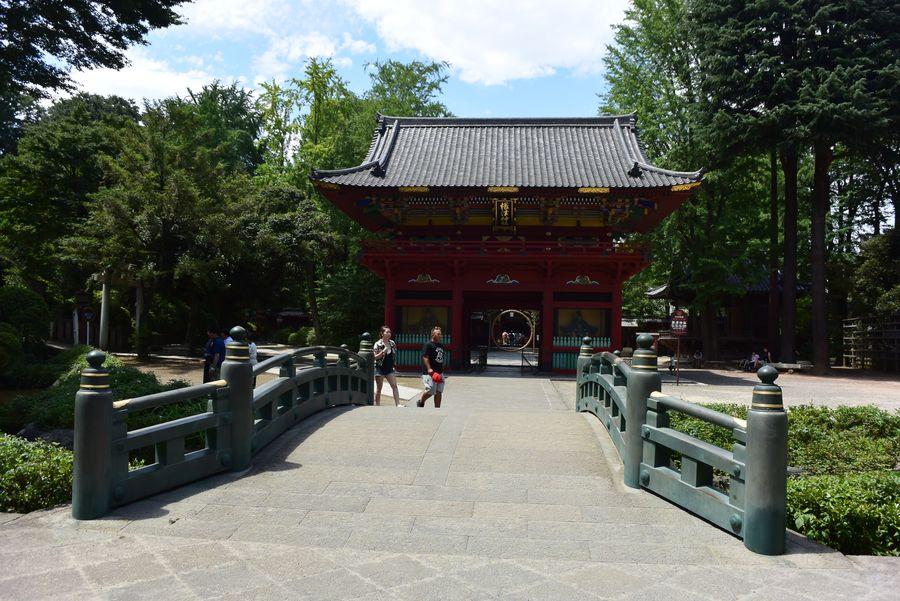 根津神社-6