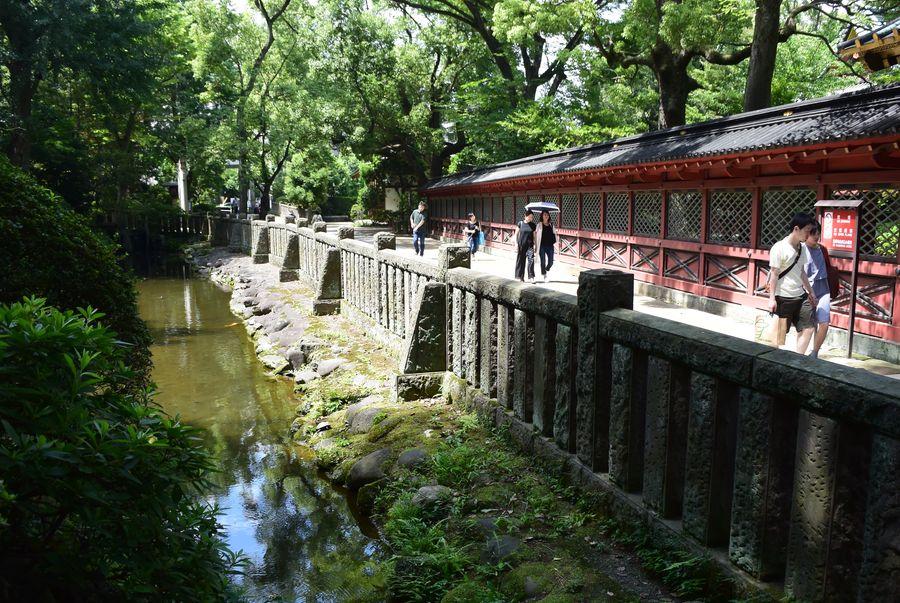 根津神社-4