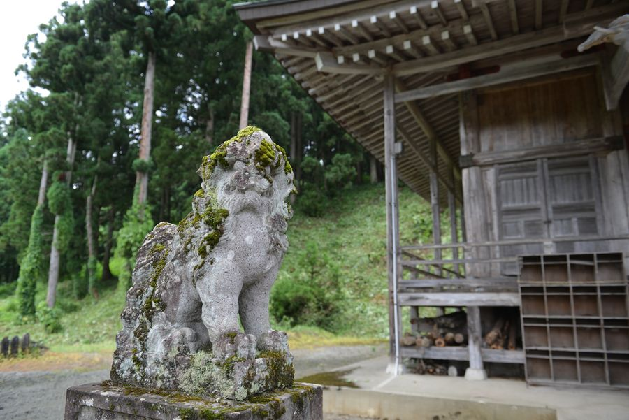 正眼寺と七尊観音堂-2