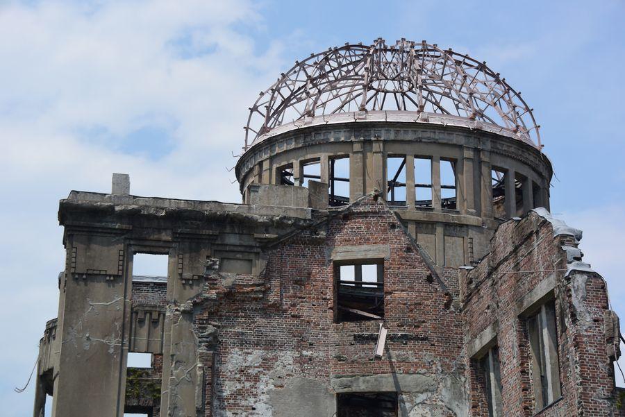 原爆ドーム-5