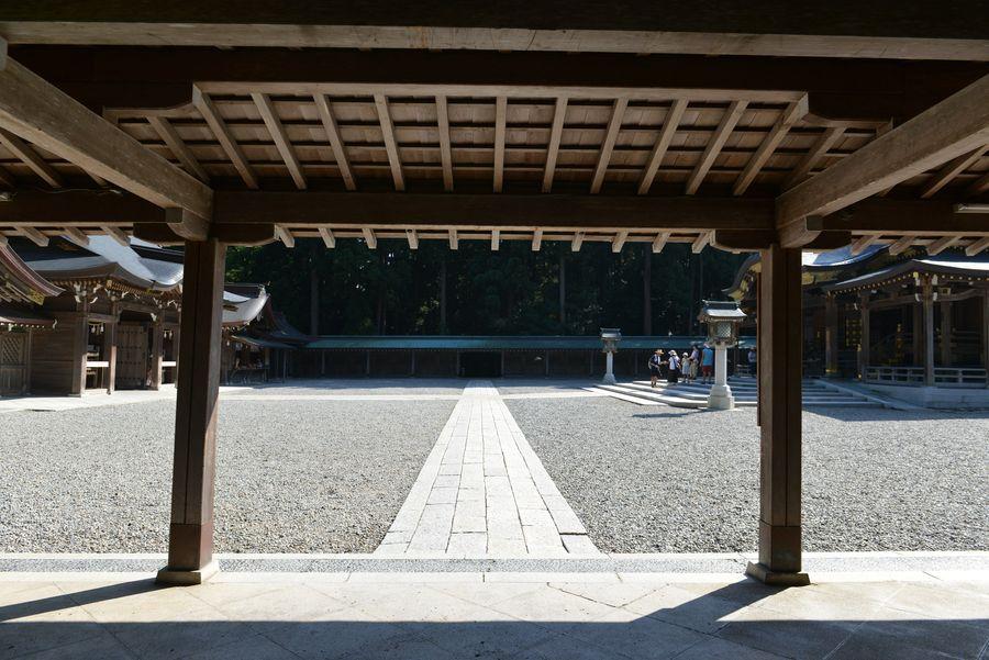 神社 コントラスト-1